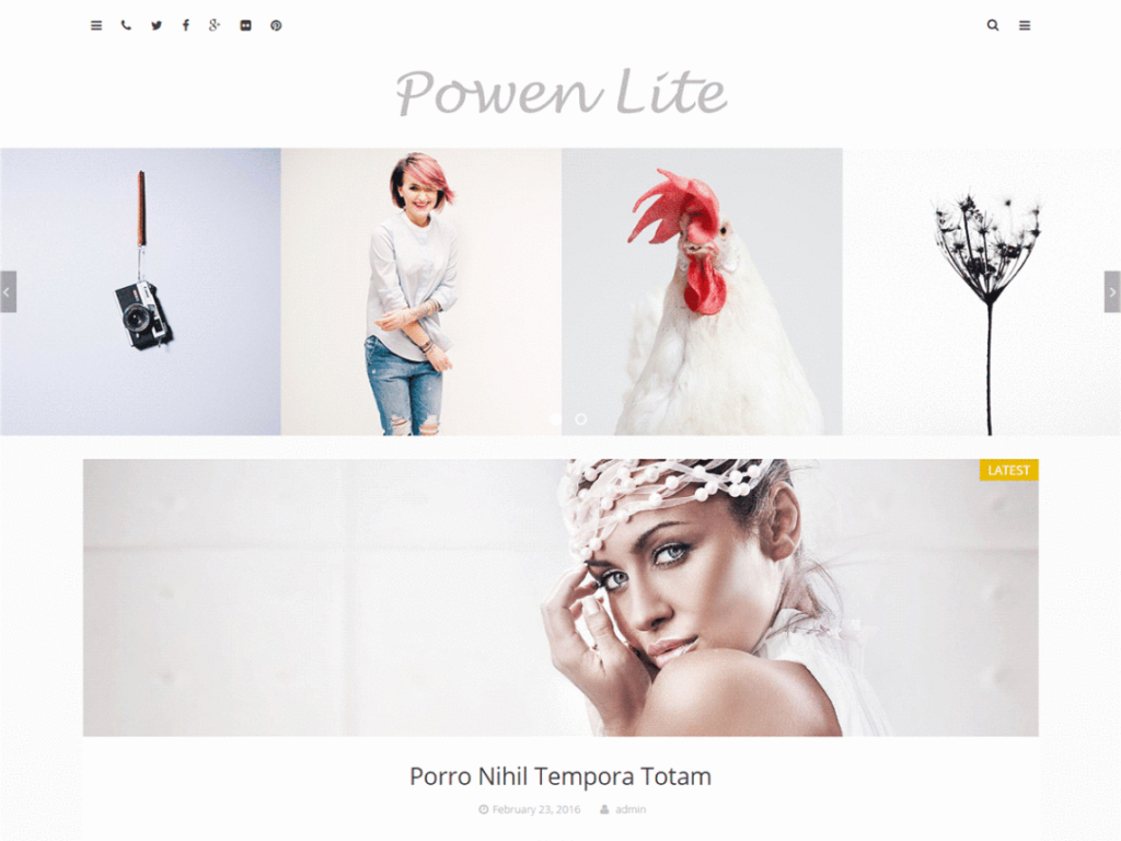 temi gratuiti per WordPress